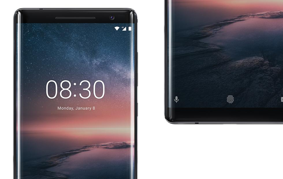 Nokia 8 Sirocco: The most unique phone you cannot buy