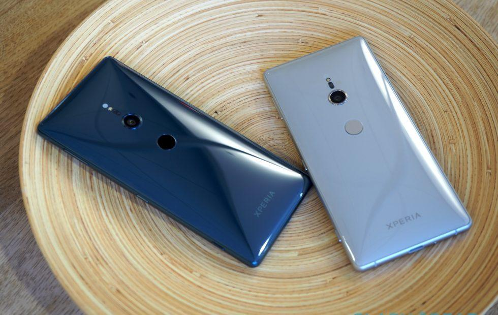 Sony Xperia XZ2 embraces curves, haptics and 4K HDR