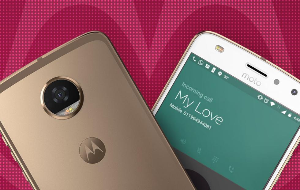 Moto Z2, Moto Mods get some Valentines love