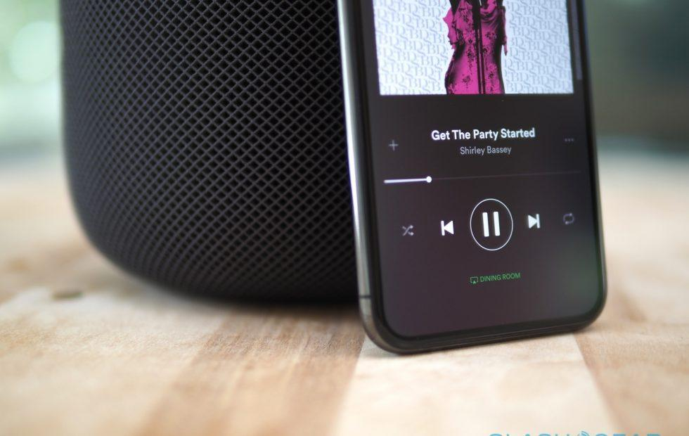 Spotify is building a hardware team to take on HomePod and Echo