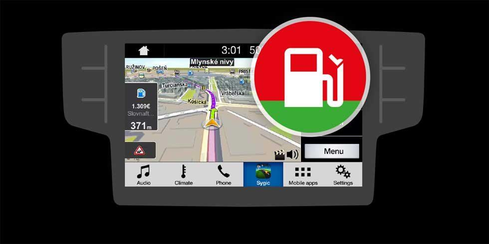 Sygic Driving Assistant lands for Ford Sync 3 Vehicles