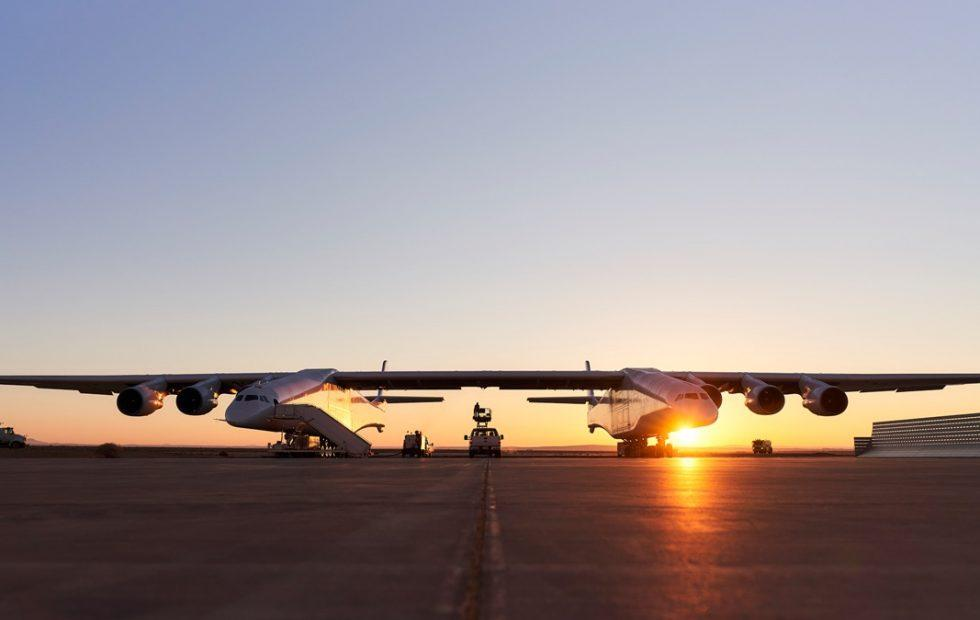 Stratolaunch's spaceship-launching plane just aced its latest test