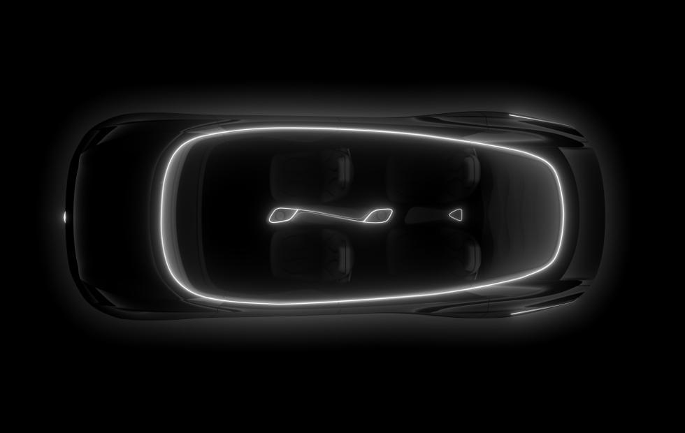 Volkswagen I.D. Vizzion concept car to flaunt full autonomy