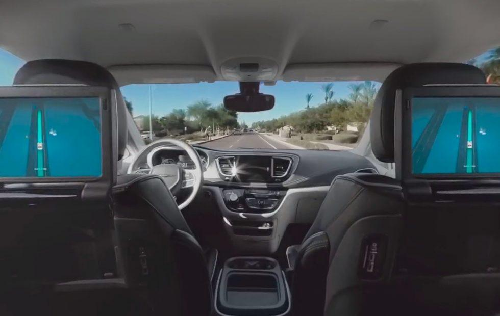 You can ride a Waymo driverless car in this 360-degree video