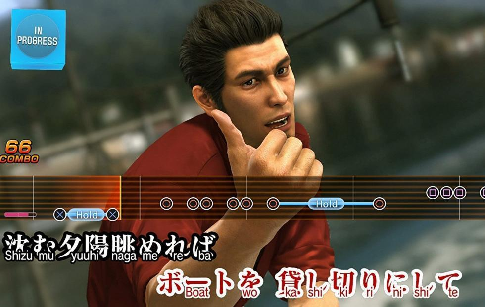 Yakuza 6 PS4 demo contained the full game