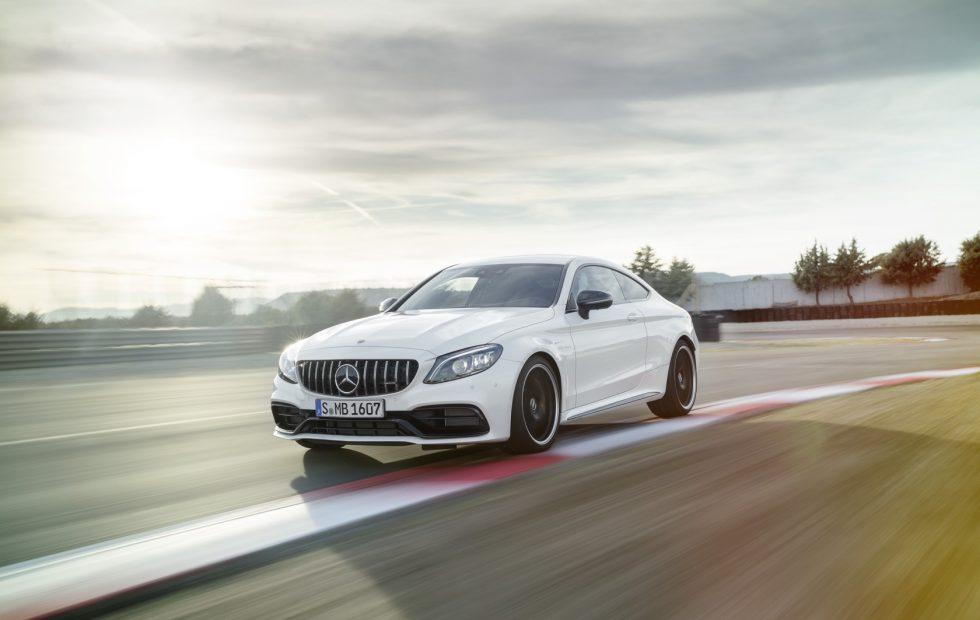 2019 Mercedes-AMG C 63 get gearbox and gadgets upgrade