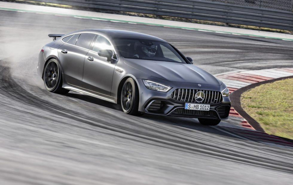 2019 Mercedes-AMG GT 4-Door Coupe is Porsche's 630hp nightmare