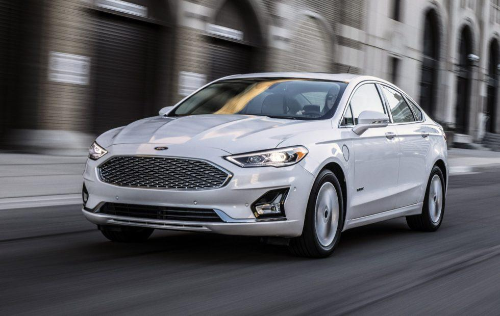 2019 Ford Fusion Hybrid Gains Ev Range And Co Pilot360 Safety Tech