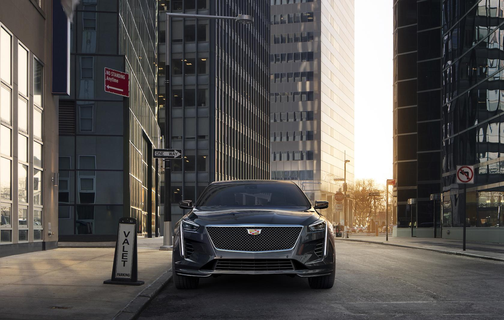 2019 Cadillac CT6 V-Sport is a glorious 550hp AWD beast