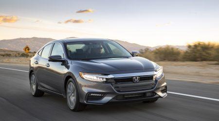 2019 Honda Insight Gallery