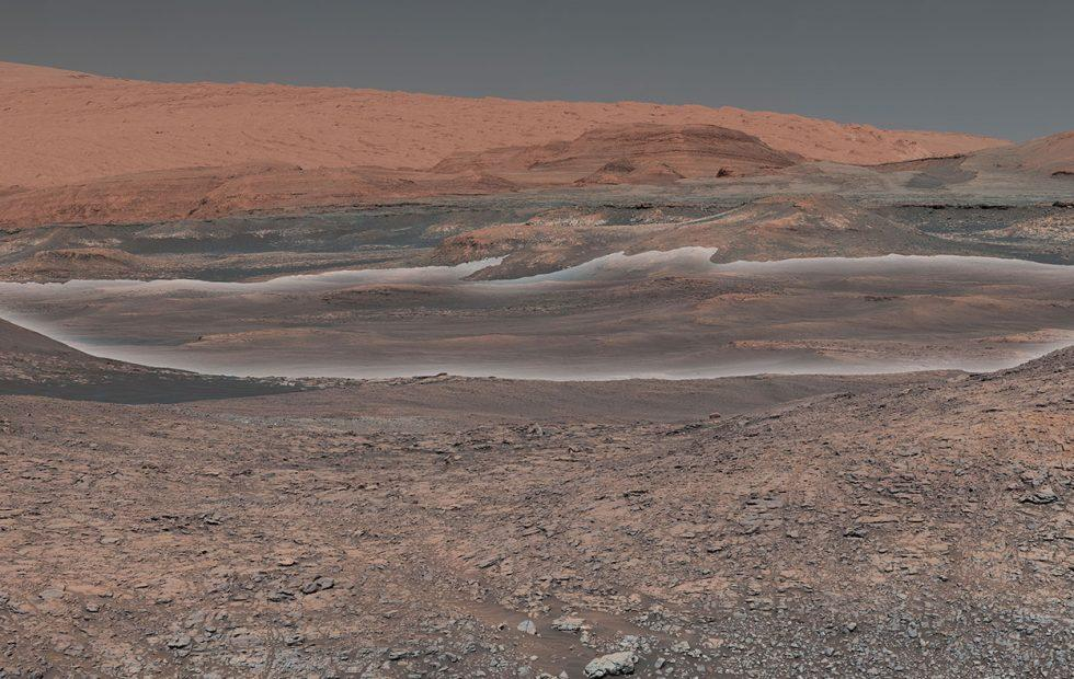NASA Curiosity rover reaches 2,000 Martian days milestone