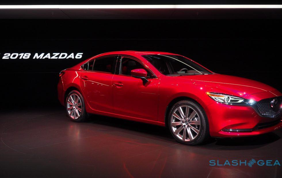 Adding a turbo to the 2018 Mazda6 is surprisingly affordable