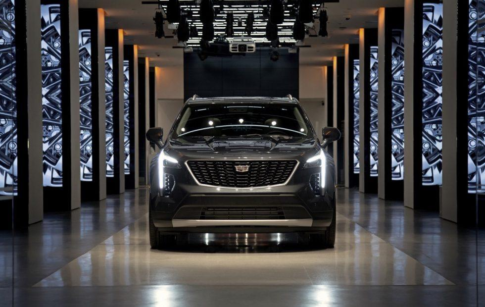 2019 Cadillac XT4 puts punchy 2.0 turbo in luxury crossover