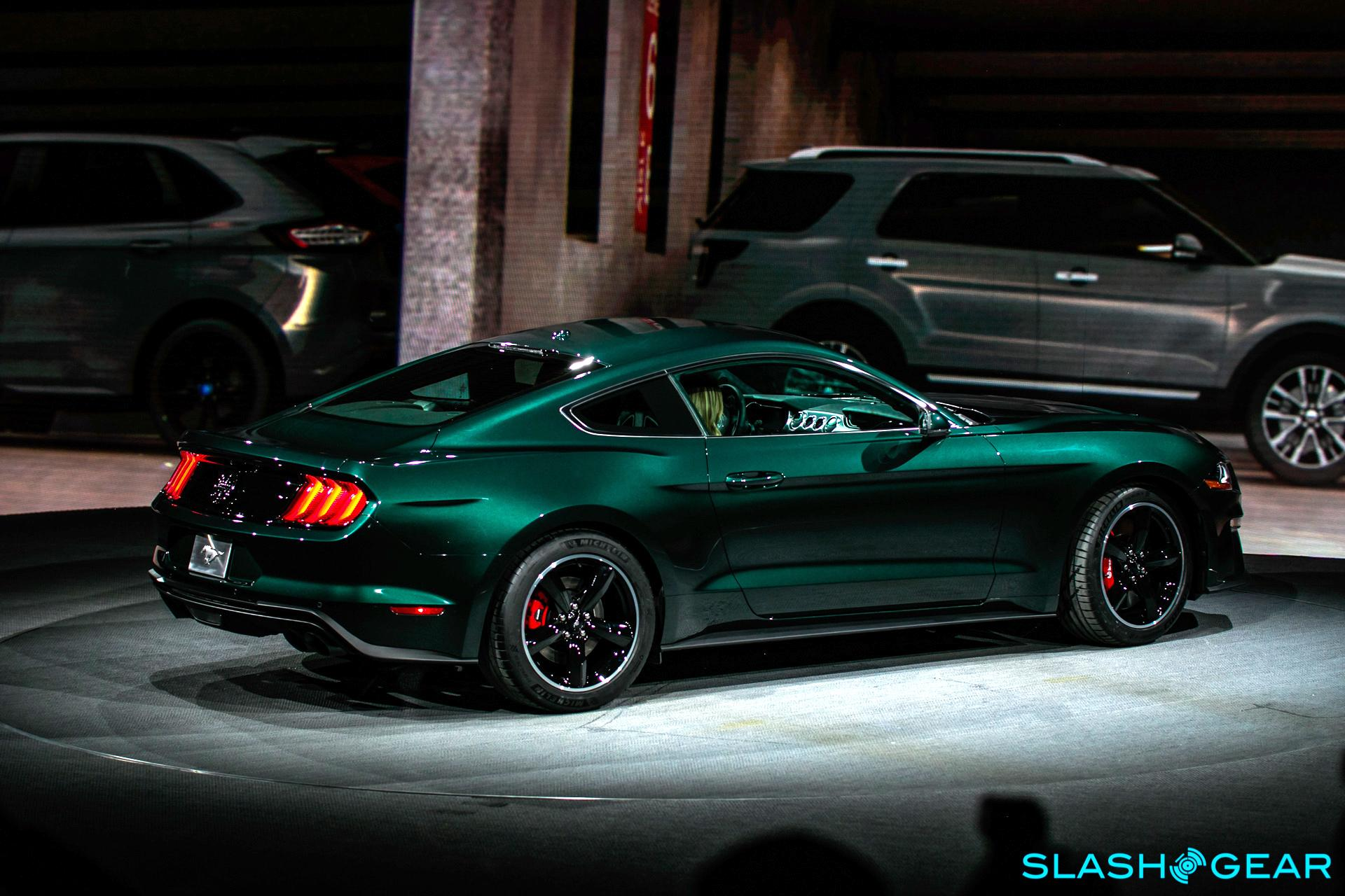 2019 Ford Mustang Sports Car The Bullitt Is Back >> 2019 Ford Mustang Bullitt Price And Power Confirmed Slashgear