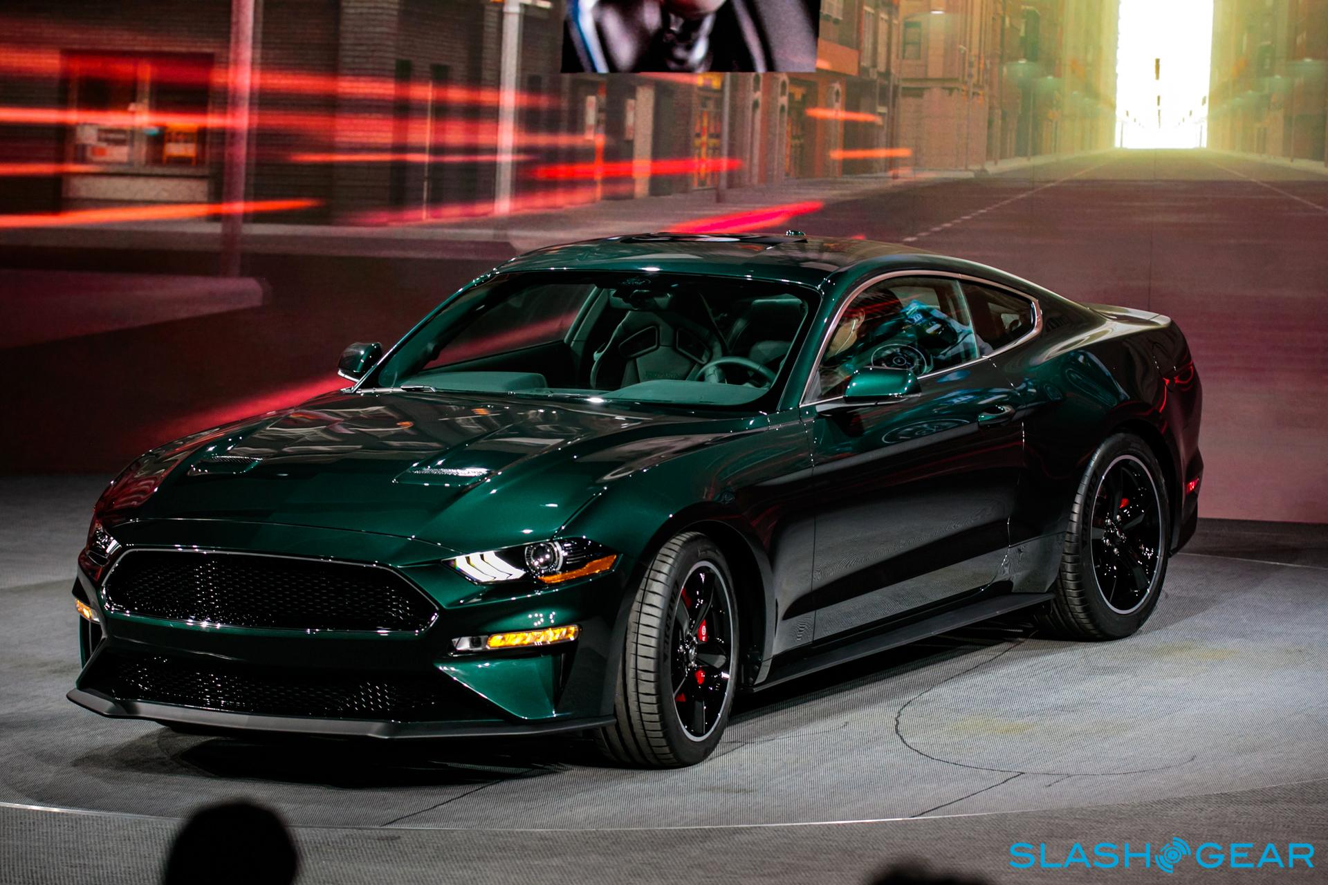 2019 ford mustang bullitt price and power confirmed slashgear
