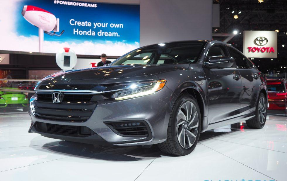 Why Honda's hidden hybrid makes the 2019 Insight pivotal