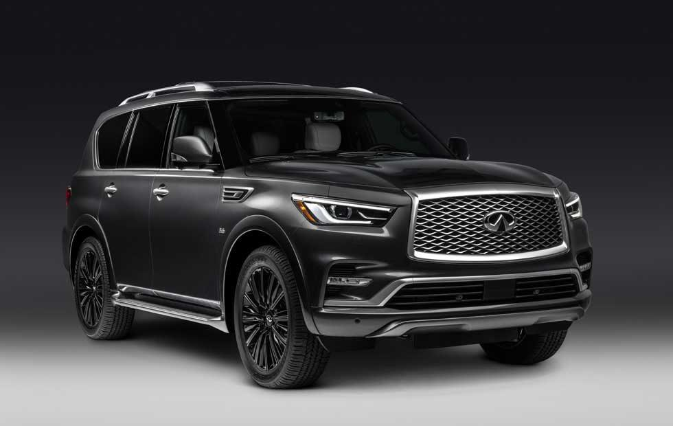 Infiniti unveils 2019 QX60 Limited and QX80 Limited