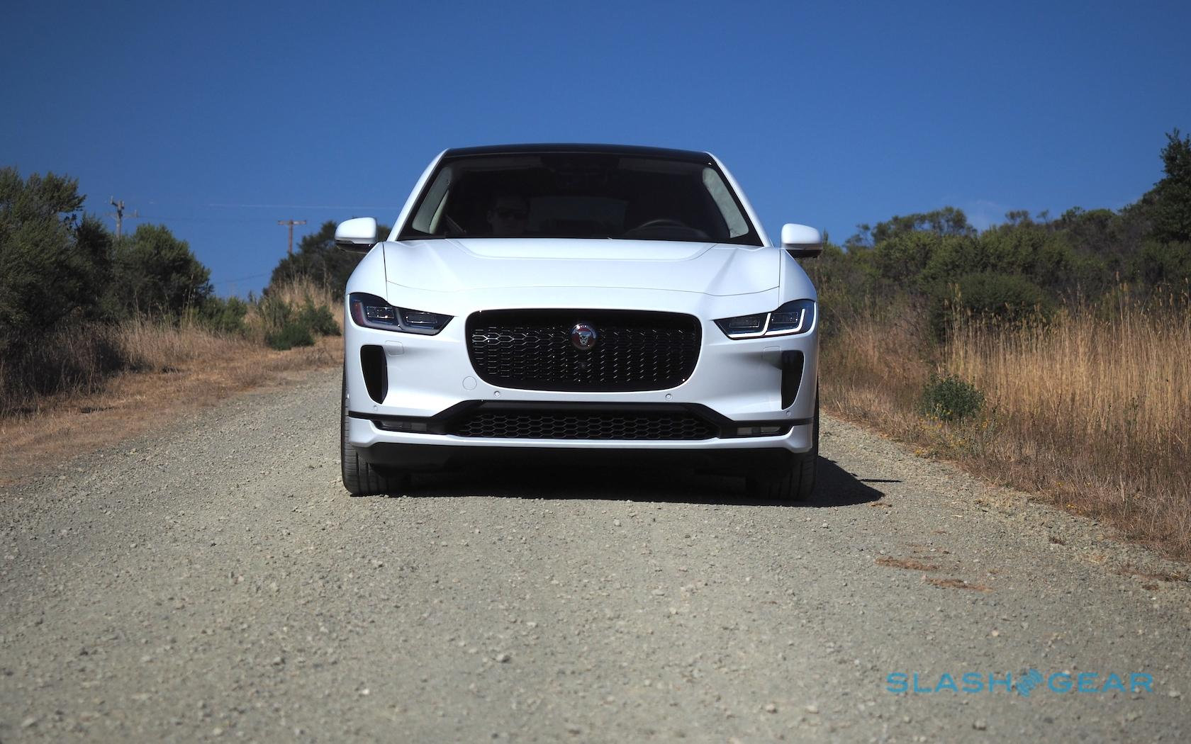The 2019 Jaguar I-PACE is not what you expect - SlashGear