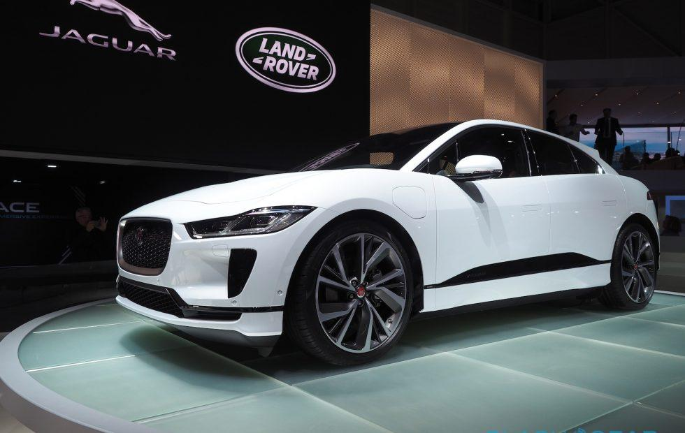 2019 Jaguar I-PACE US price undercuts Model X