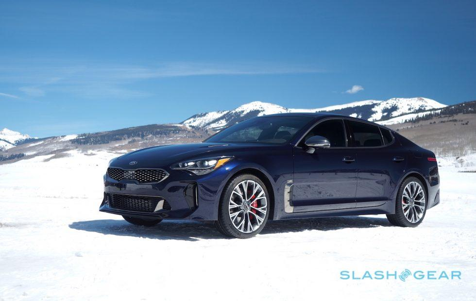 Only 500 of this 2019 Kia Stinger GT Atlantica will be made