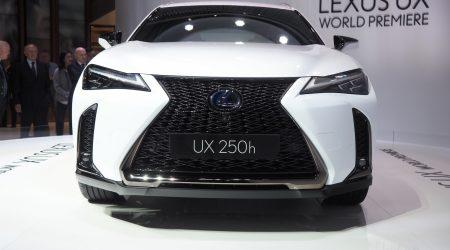 2019 Lexus UX Gallery