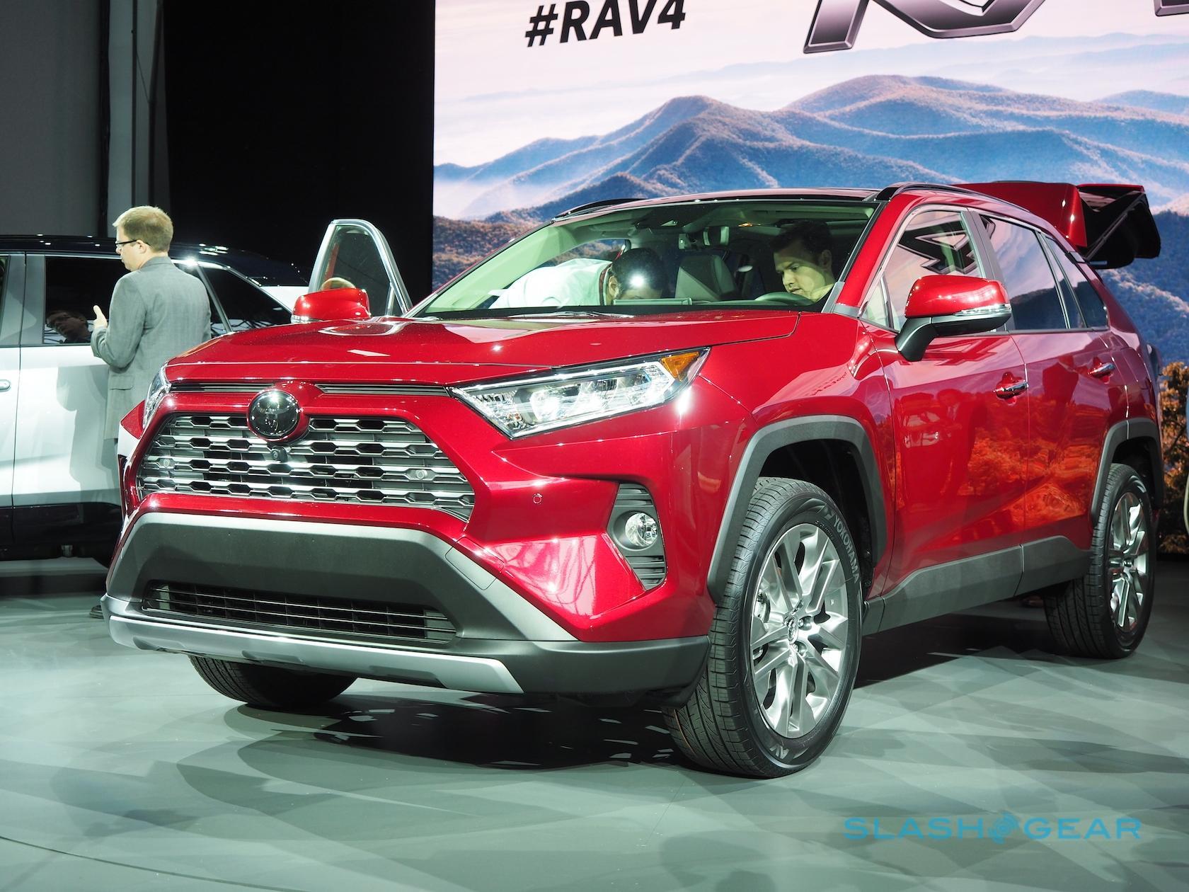 Kelebihan Kekurangan Suv Toyota 2019 Spesifikasi