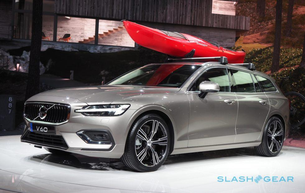 The new Volvo V60 is wagony triumph