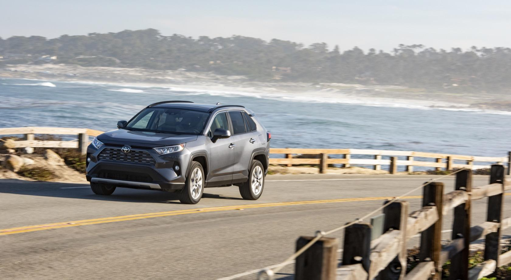 2019 Toyota RAV4 first drive review: Compact SUV makes huge