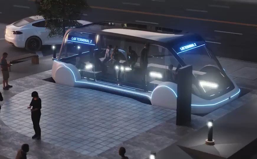 Boring Company will prioritize pedestrian transportation over cars, says Musk