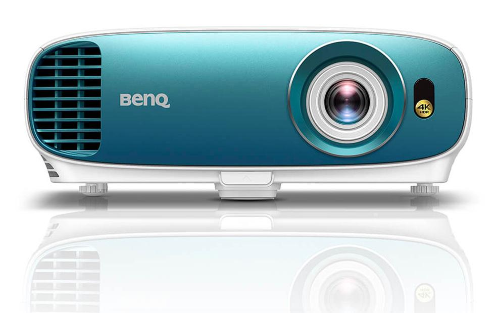 BenQ TK800 4K HDR projector has special modes for sports fans