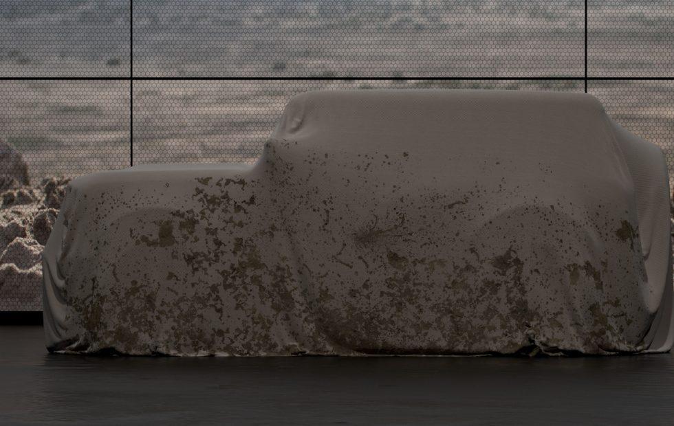 Ford Bronco teased: Old name, new EV tech