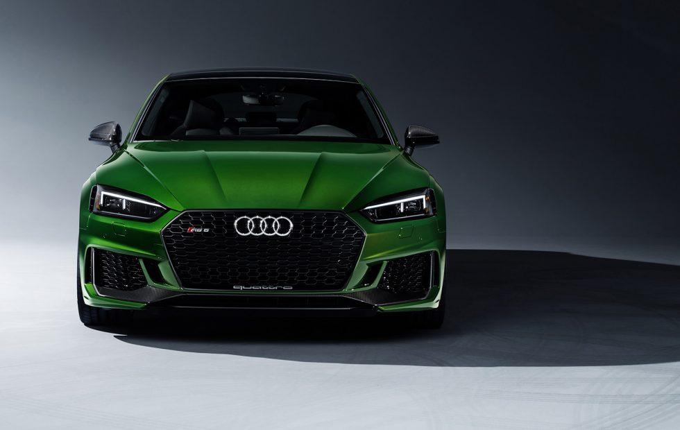 2019 Audi RS 5 Sportback Gallery