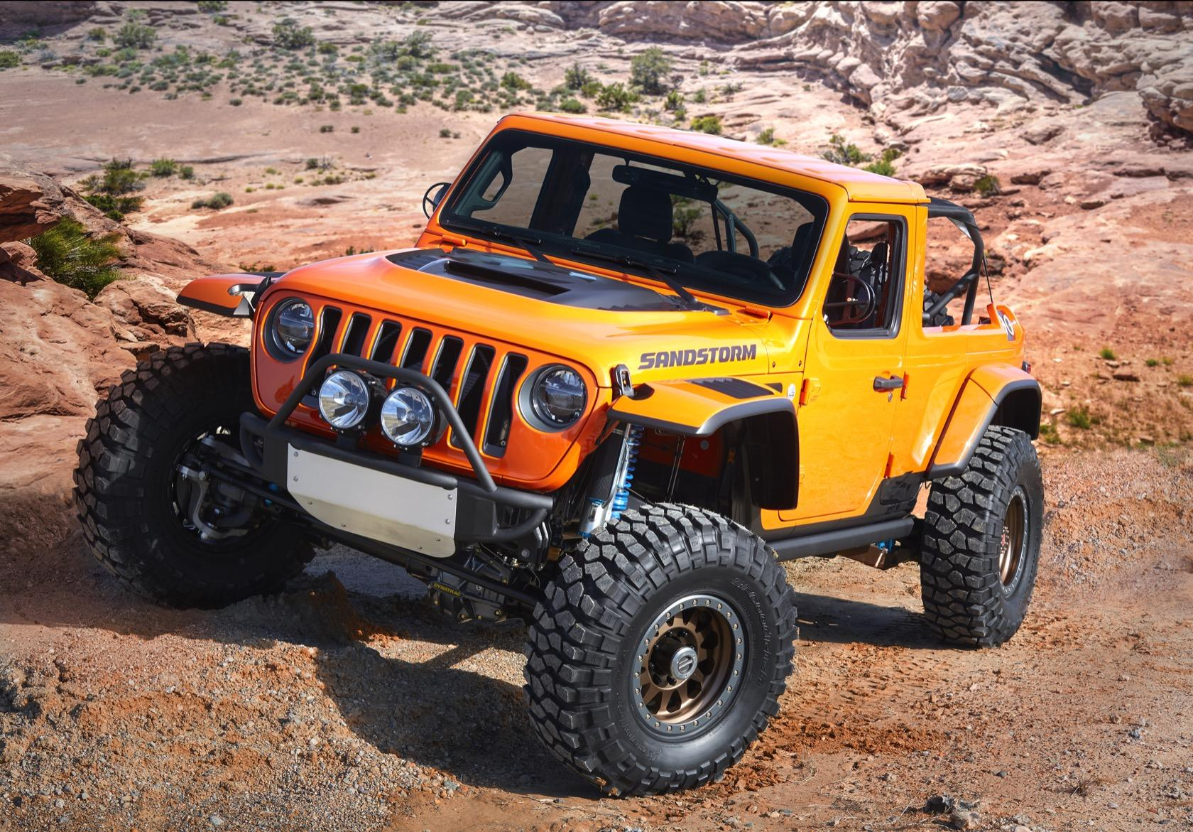 These 7 Jeep Safari concepts span Retro to Baja beast