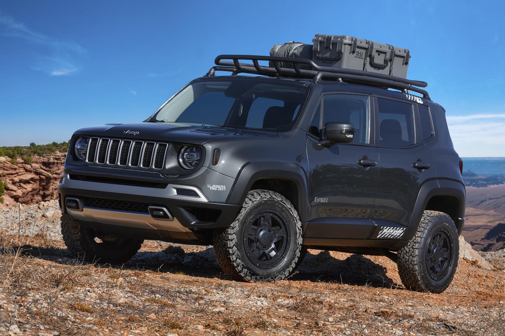 These 7 Jeep Safari concepts span Retro to Baja beast - SlashGear