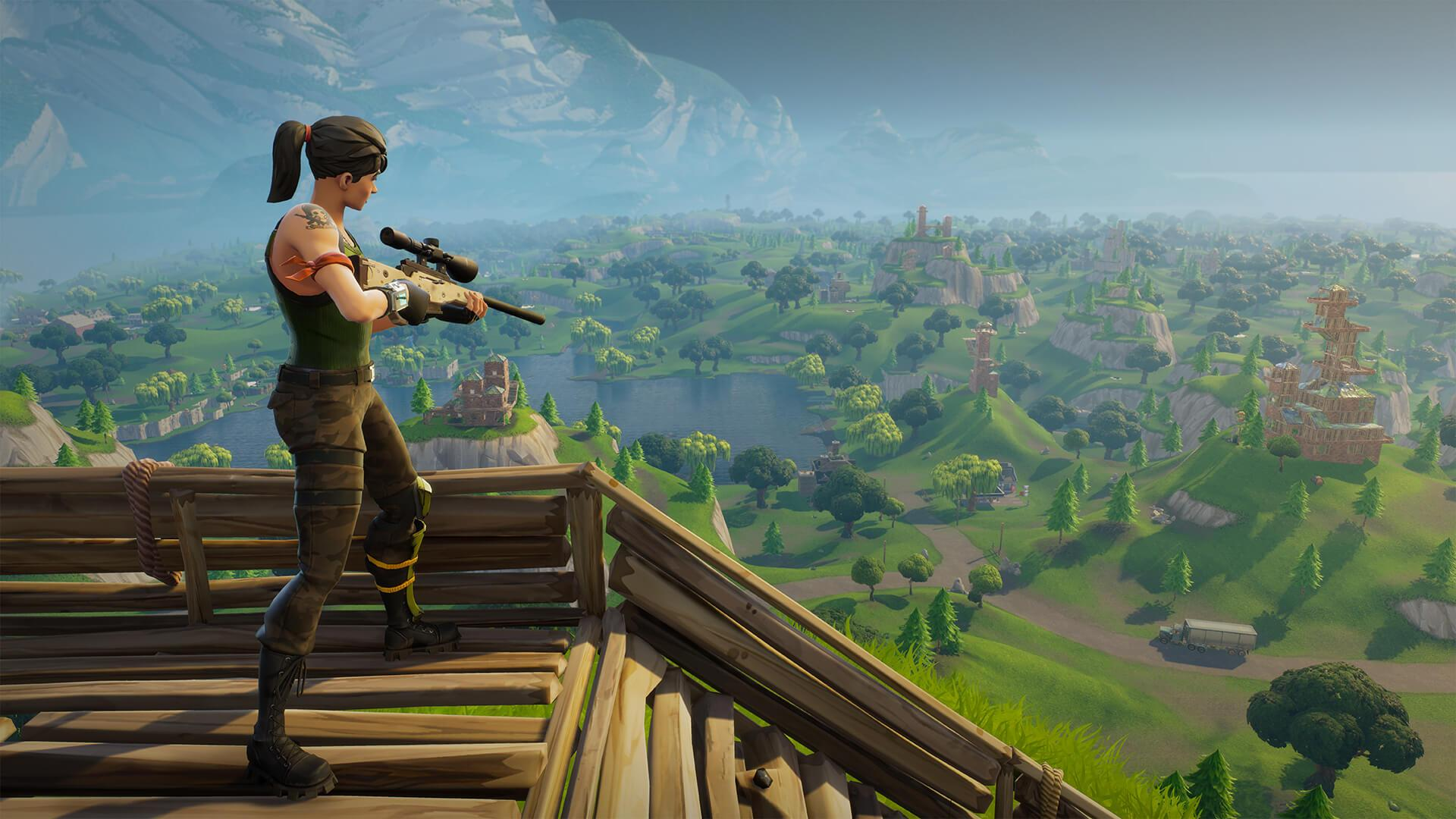 Fortnite Old Website Security Fortnite Hacks Are Out In Force How To Protect Your Account Slashgear