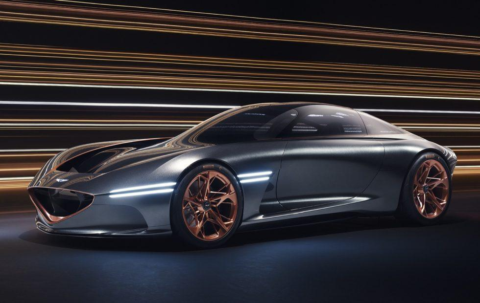 Genesis Essentia Concept is an EV GT to put Tesla to shame