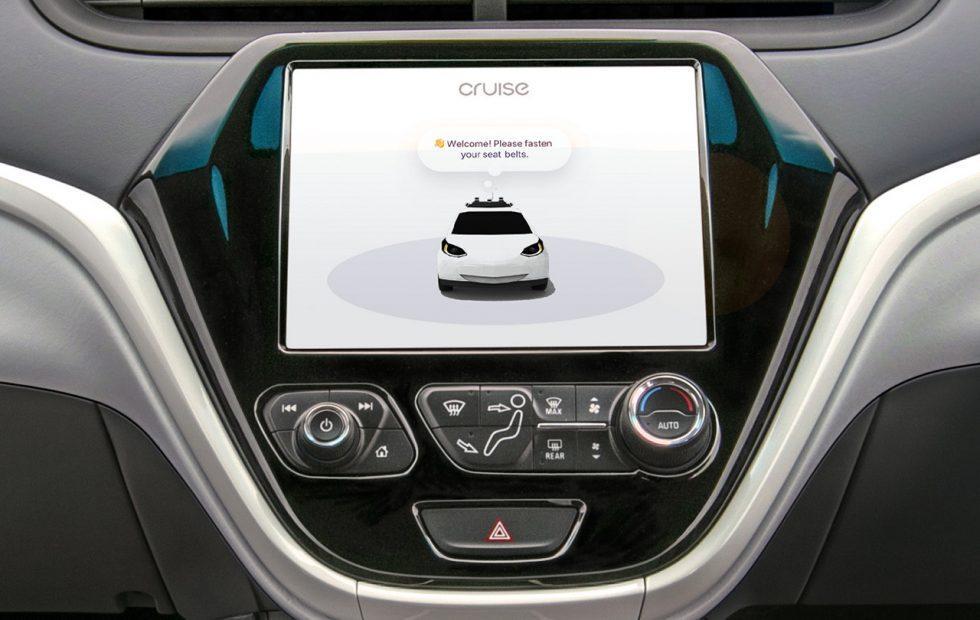 GM pumps $100m into 2019 autonomous Cruise AV production