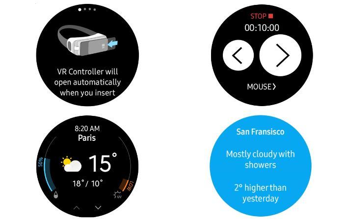 Samsung Gear S2 update makes it feel brand new - SlashGear