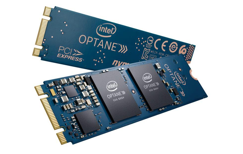 Intel Optane 800P SSD launched for consumers who can afford it
