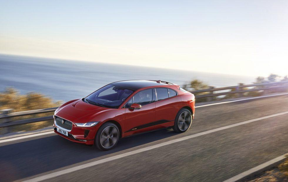 2019 Jaguar I-PACE official: 240 mile e-SUV for 2018