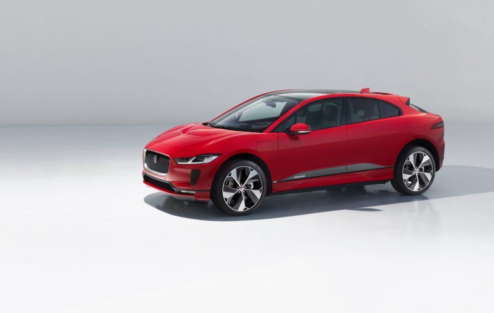 2019 Jaguar I-PACE Gallery