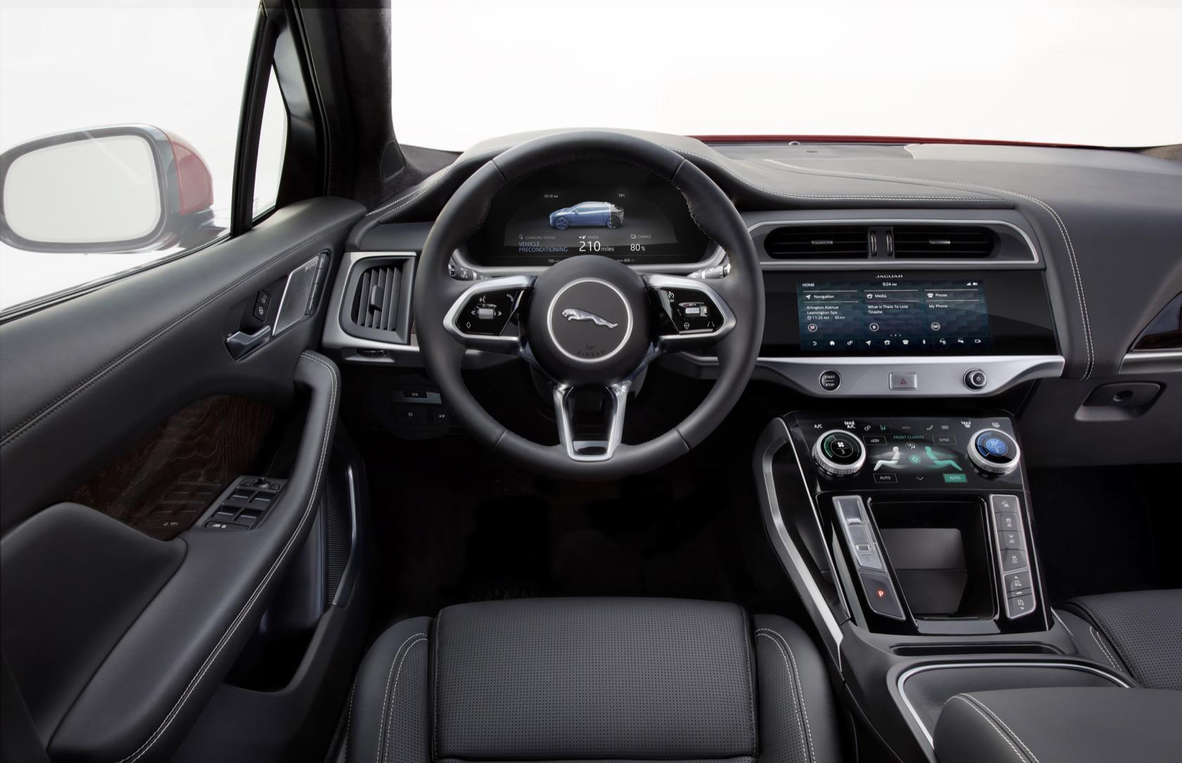 2019 Jaguar I-PACE: 5 big tech details to know - SlashGear