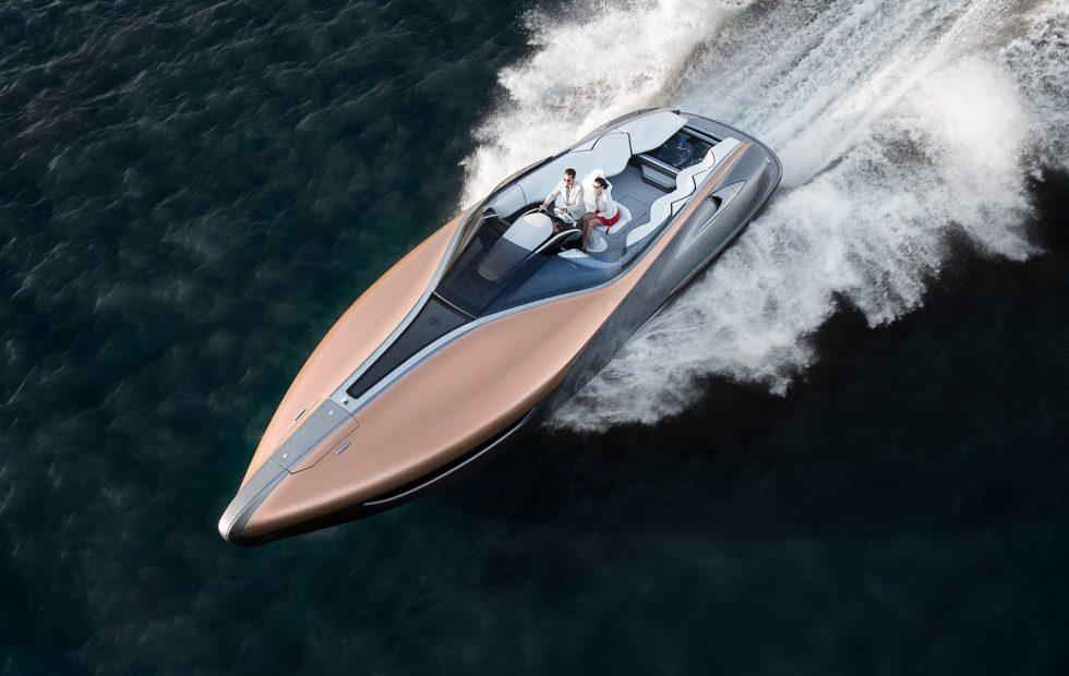 Lexus gives production nod to bigger luxury Sport Yacht