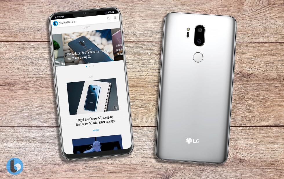 LG G7 Neo might be the best iPhone X clone you can get