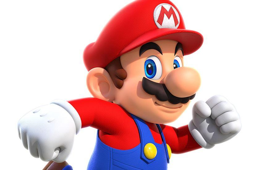 Surprise! Mario is a plumber again