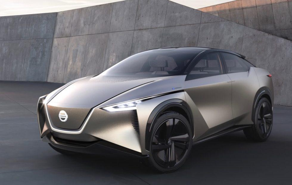 Nissan promises 8 new EVs and 1m yearly sales by 2022