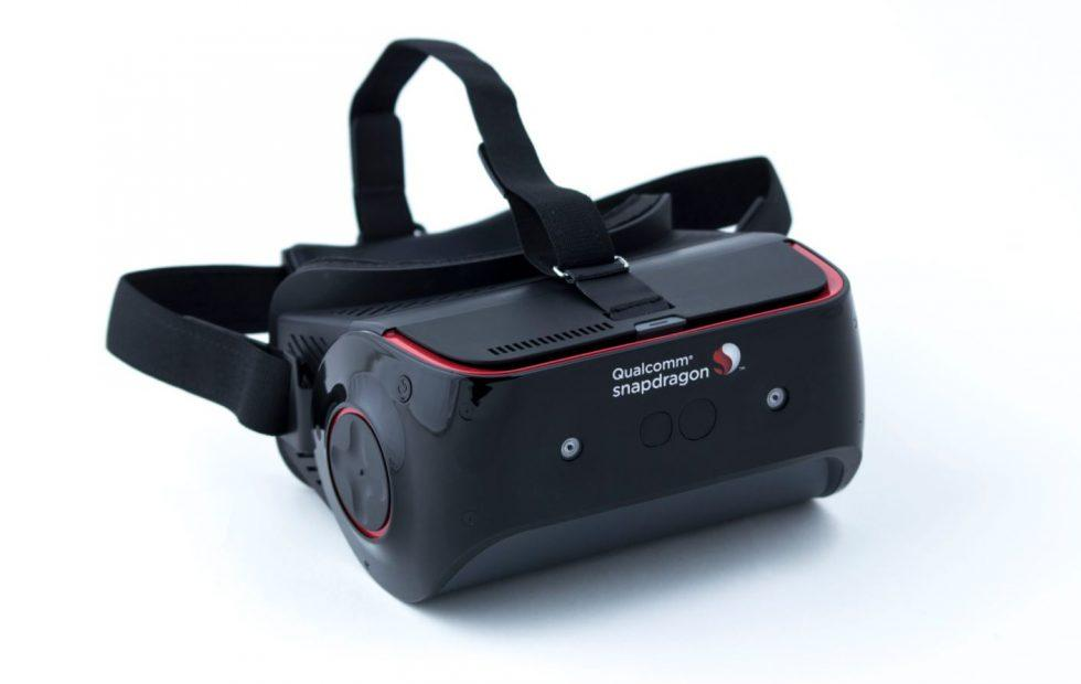 Qualcomm and Tobii team up for eye tracking in mobile VR headsets