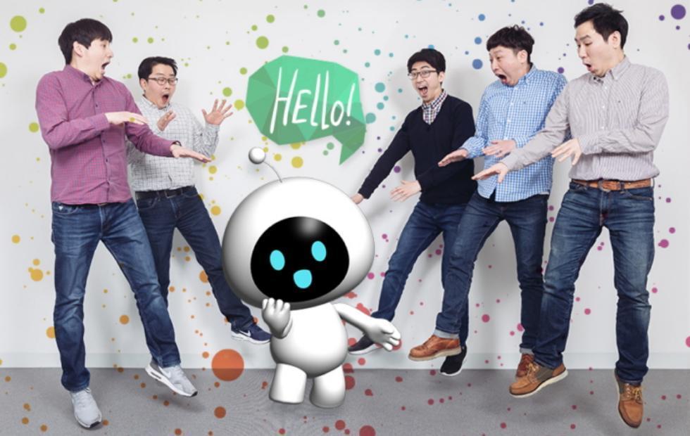 Samsung C-Lab's Aurora is an emotional-support hologram