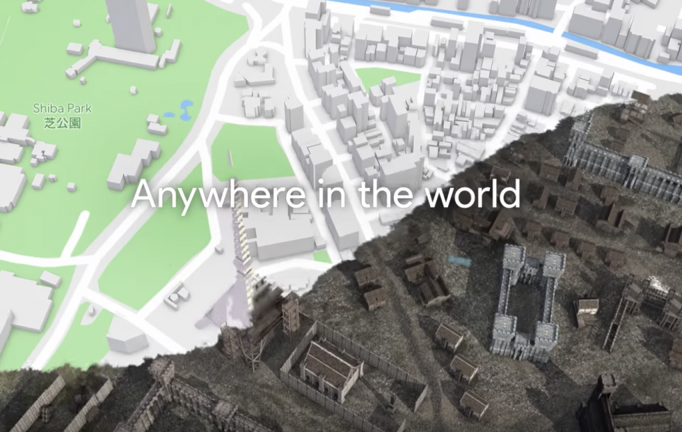 Google Maps APIs just changed gaming forever