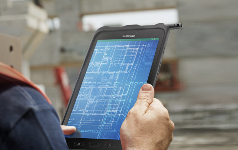 Samsung Galaxy Tab Active2 is a rugged modern tablet for work